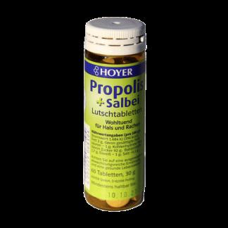 Propolis und Salbei Pastillen